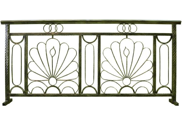 别墅阳台不锈钢护栏 农村阳台护栏 锌钢阳台栏杆